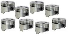 FORD CAR TRUCK 289 302 5.0L PREMIUM FLAT TOP PISTONS WITH PINS MUSTANG
