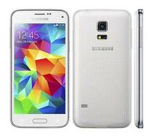 "New  Samsung Galaxy S5 mini G800F 16GB Smartphone 4G LTE 4.5"" GPS White/ Black"