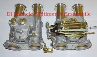 40 DCOE, 45 DCOE, 48 DCO, 50-55 DCO Vergaser Universal Gas Ansteuerung Oben