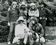 "Marshall Tucker Band 10"" x 8"" Photograph no 1"