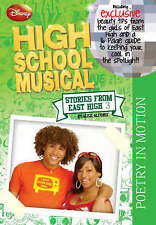 Disney  High School Musical : Poetry in Motion by Parragon Book Service Ltd...