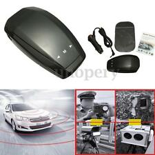 360° 12V Laser LED Safety Detection Voice Anti Alert Car Speed Radar Detector