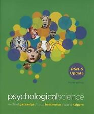 Psychological Science: DSM-5 Update