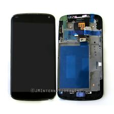 OEM LG Google Nexus 4 e960 LCD Touch Digitizer Screen Assembly Housing Frame
