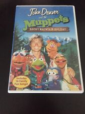 JOHN DENVER AND THE MUPPETS ROCKY MOUNTAIN HOLIDAY DVD