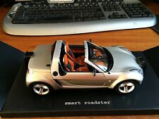 1/18 Scale Smartware Smart Roadster  Champagne Remix