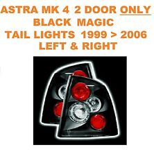 Vauxhall Astra Mk4 G Cabriolet Black Magic Performance Lexus Style Rear Lights