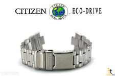 Citizen PROMASTER Eco-Drive BJ7010-59E 22mm SS Watch Band BJ7010-59L BJ7010-59W