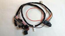 1967 Camaro Center Console Wiring Harness Manual Transmission with Gauges SS RS