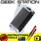 Battery cover for iPhone 4 a1332 back rear glass housing white