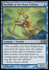 MTG 4x MERFOLK OF THE PEARL TRIDENT TRITONE DAL TRIDENTE PERLACEO