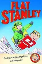 Jeff Brown's Flat Stanley: la épica canadiense expedición por Josh greenhut (paperb