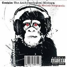 "MESHELL NDEGEOCELLO ""COOKIE THE ANTHROPOLOGICAL MIX"" CD"