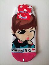 "CNBLUE/""JEONG YONG HWA"" SOCKS 1 pair_KOREA K POP GOODIES GOODS_made in Korea"