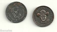 ROY ROGERS AND TRIGGER   GOOD LUCK COIN