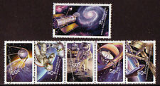 AUSTRALIA 2007 SPACE SET OF 6 WITH STRIP unmounted mint,MNH.