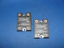 Crydom D2D12 Solid State Relay Lot of 2