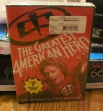 the Greatest American Hero Season 1 DVD NEW SEALED