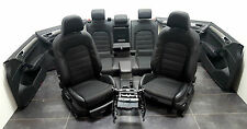 VW Golf VII 7 Soda Interior design Partially leather Equipment Seats Fairing