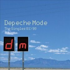The Singles 81 98 by Depeche Mode (CD, Aug-2013, 3 Discs, Sony Music)