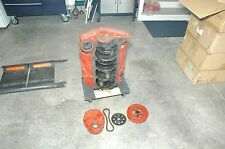 1969 thru 1979 Chevrolet 350 block 4 bolt main  with  steel crank  10/20  rare
