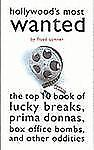 Hollywood's Most Wanted by Floyd Conner (2002 1st Ed. Paperback) EE667