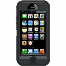 OtterBox Defender Series BLACK Case for iPhone 5 / 5S / SE  ( BRAND NEW )