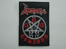 VENOM LEGIONS EMBROIDERED PATCH