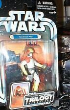 STAR WARS TRILOGY SERIES CLOUD CAR PILOT FIGURE MOC