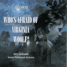 Alex North - Who's Afraid Of Virginia Woolf OST CD (Jerry Goldsmith) VARESE