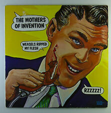 "12"" LP - The Mothers Of Invention - Weasels Ripped My Flesh - L5286c"