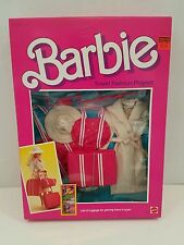 VINTAGE 1984 BARBIE TRAVEL FASHION PLAYSET MINT IN BOX MIB