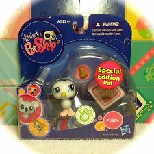 LITTLEST PET SHOP SPECIAL EDITION SEAGULL CAKE SET NEW 1456 w/ 1 FREE RANDOM PET