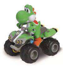 KIDS NEW YOSHI MARIO KART 7 RADIO REMOTE CONTROL CAR 2.4 GHz POWERFUL TOY GIFT