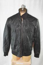 AUTH $372 True Religion Men Vegan Leather Jacket M