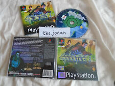 Syphon Filter 3 PS1 (COMPLETE) Sony PlayStation black label action