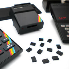 New Sinclair ZX Spectrum, ZX81, ZX Microdrive Replacement Rubber Feet - 12 Pack