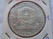 Österreich, 100 Schilling, 1975, -Johann Strauss-