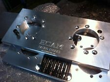 Harley Davidson, S&S Twin Cylinder Torque Plates Bore and Hone Rottler & Sunnen