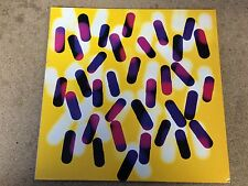 """12"""" Single Vinyl Record * NEW ORDER - FINE TIME * yellow pills cover"""