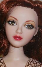 ICED COFFEE GENE DOLL ~ Repainted by HELEN SKINNER ~w/DAUGHTER OF THE NILE DRESS