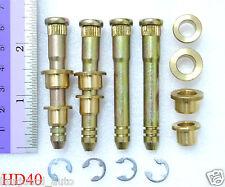 For Honda Civic Accord CR-V CRX door hinge pin CX DX EX SI EG6 B16 D16 EK 4PCS
