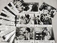 UN PETIT CARROUSEL DE FETE Körhinta !  jeu 18 photos cinema lobby cards 1955