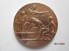 EXPOSITION UNIVERSELLE PARIS 1889 - REPUBLIQUE FRANCAISE-DUPUIS Daniel