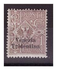 VENEZIA TRIDENTINA   1918 -   Cent 1   NUOVO **