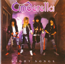 CD - Cinderella  - Night Songs - #A1659