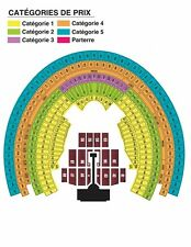 2 Tickets, One Direction, Saturday 09/05/2015, Olympic Stadium, Floor C-4 Row BB