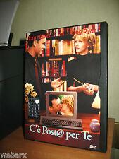 C'E' POSTA PER TE DVD SNAPPER OTTIMO TOM HANKS MEG RYAN