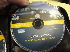 Range Rover Navteq Navigation Disc DVD North Central Disc 3