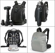 Lowepro Flipside 500 AW Digital DSLR Camera Photo Bag Case Camera Backpack Black